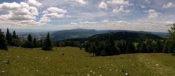 photo alpes l 233 et falaises du mont d or