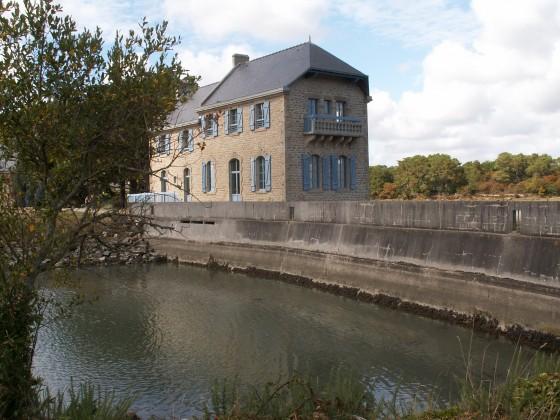 Ancien moulin à marée du Dourdy