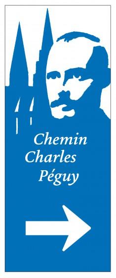 Balise Chemin Charles Péguy