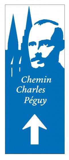 Balise du Chemin Charles Péguy