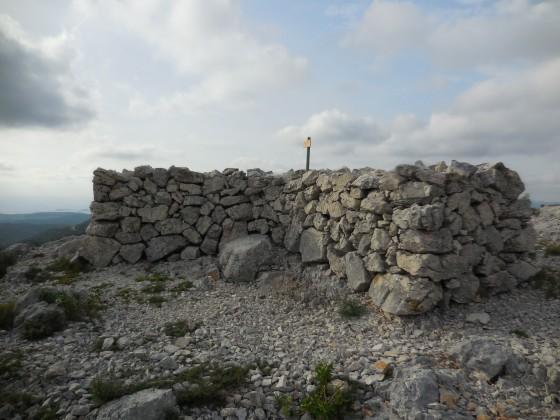 Clapas du Capeu Gros (395m)