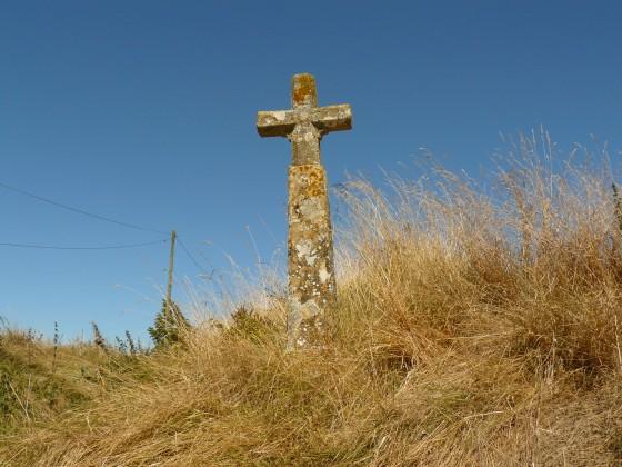 Croix de pierre