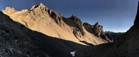 Du Rocher de la Sauma aux Roches de Crépin en passant par la Pointe des Cerces