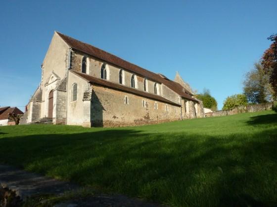 Eglise Saint-Jean-Baptiste de Saint-Sauveur-en-Puisaye