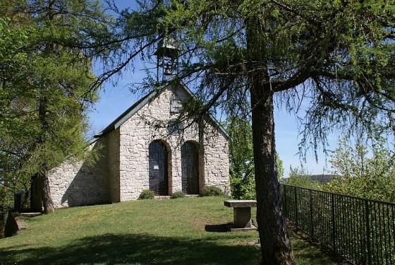 La chapelle d'Aigremont