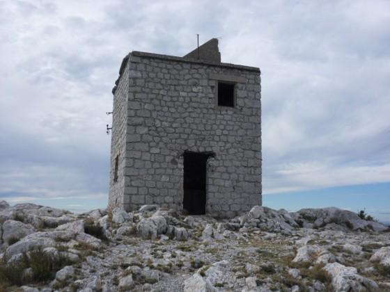 La tour de guet des Opies