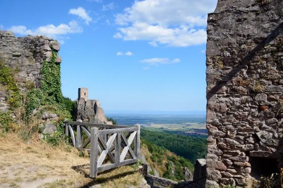 Le château de Saint Ulrich