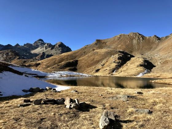 Le Lac de la Ponsonnière