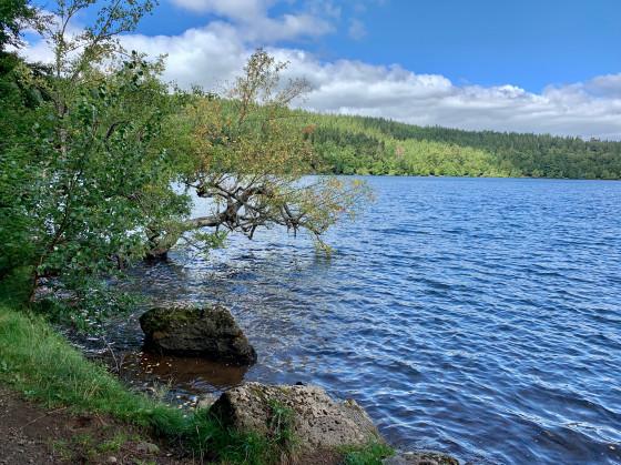 Le Lac du Bouchet ...