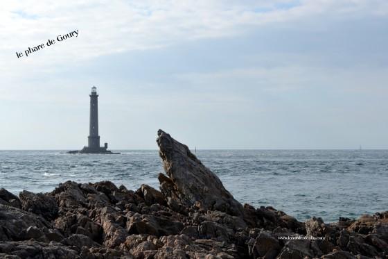 le phare de Goury