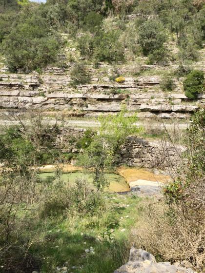 Le Ruisseau de Camplone ...