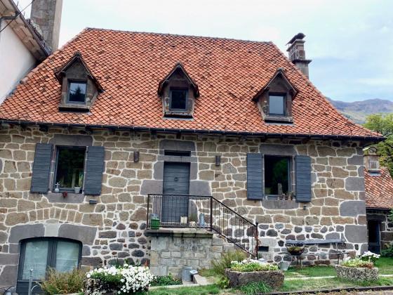 Maison traditionnelle ...