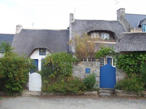 Photo maison typique de l 39 le aux moines - Maison ile aux moines ...
