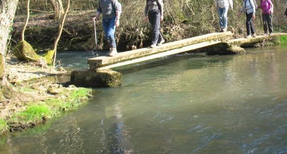 Sur le ruisseau d'Esch