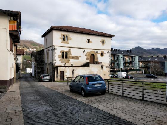 Torre (Maison forte) à Iturriotz