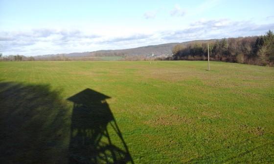 Point de vue sur la vallée de la Durdent