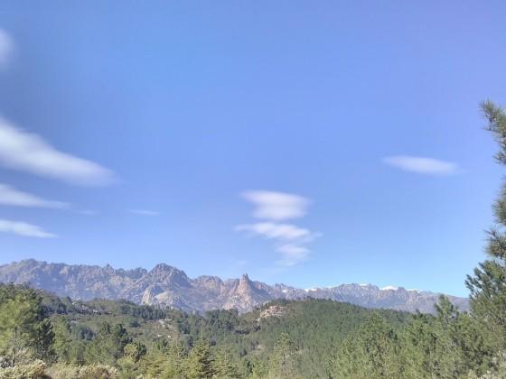 Visorando, la vallée du Cavu