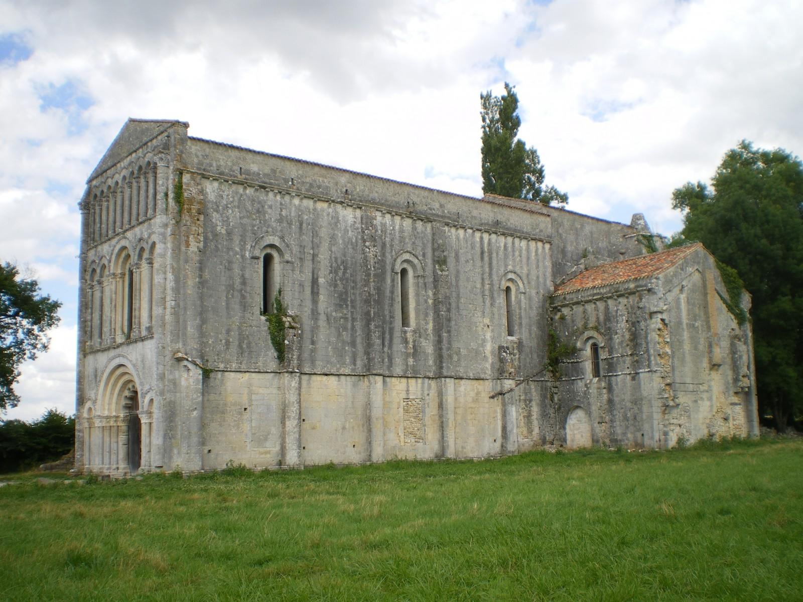 Photo abbaye de ch tres - Saint antoine l abbaye office de tourisme ...