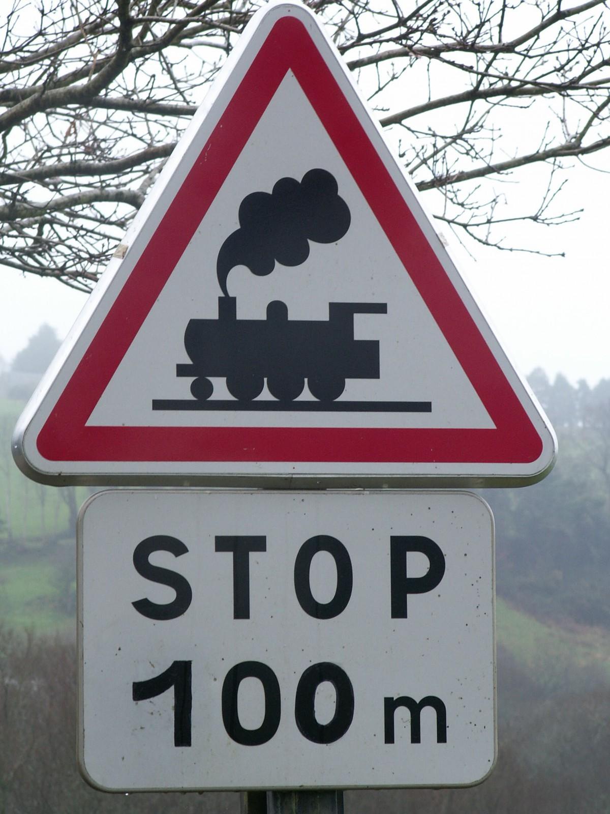 Photo ancien panneau de signalisation - Panneau de signalisation original ...