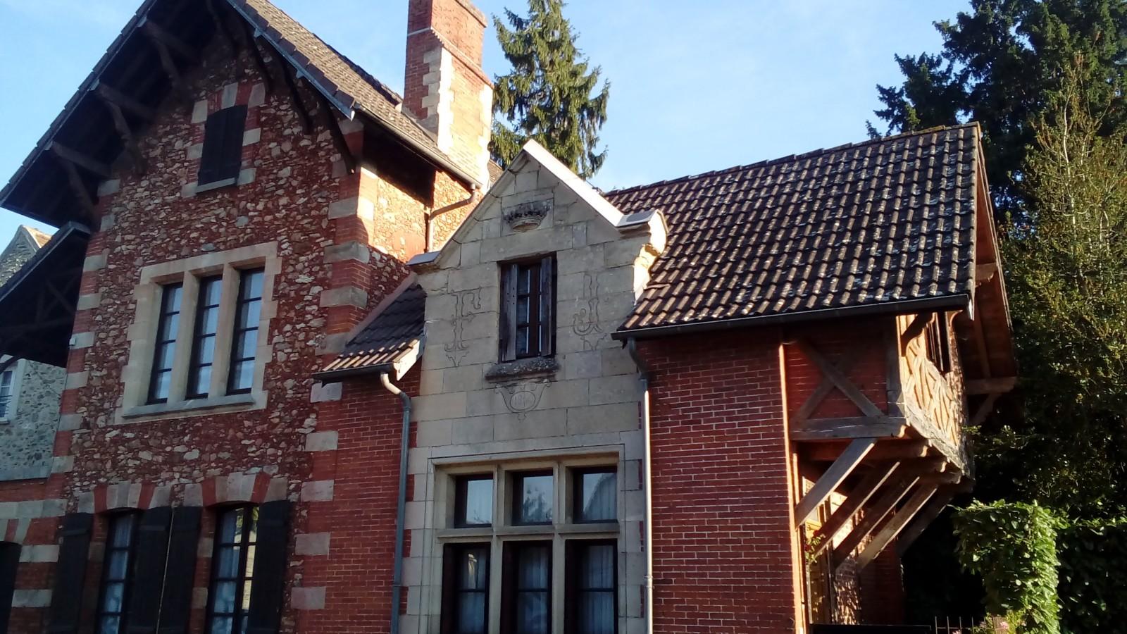Photo ancienne maison for Ancienne maison des gardes
