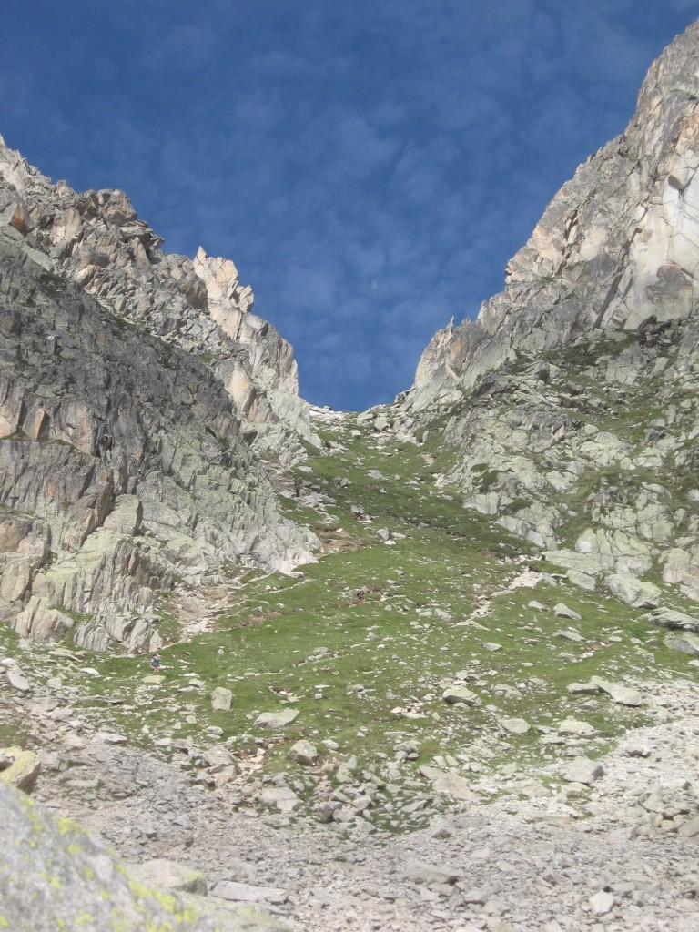 Photo la mont e finale de la fen tre d 39 arpette for Fenetre d arpette