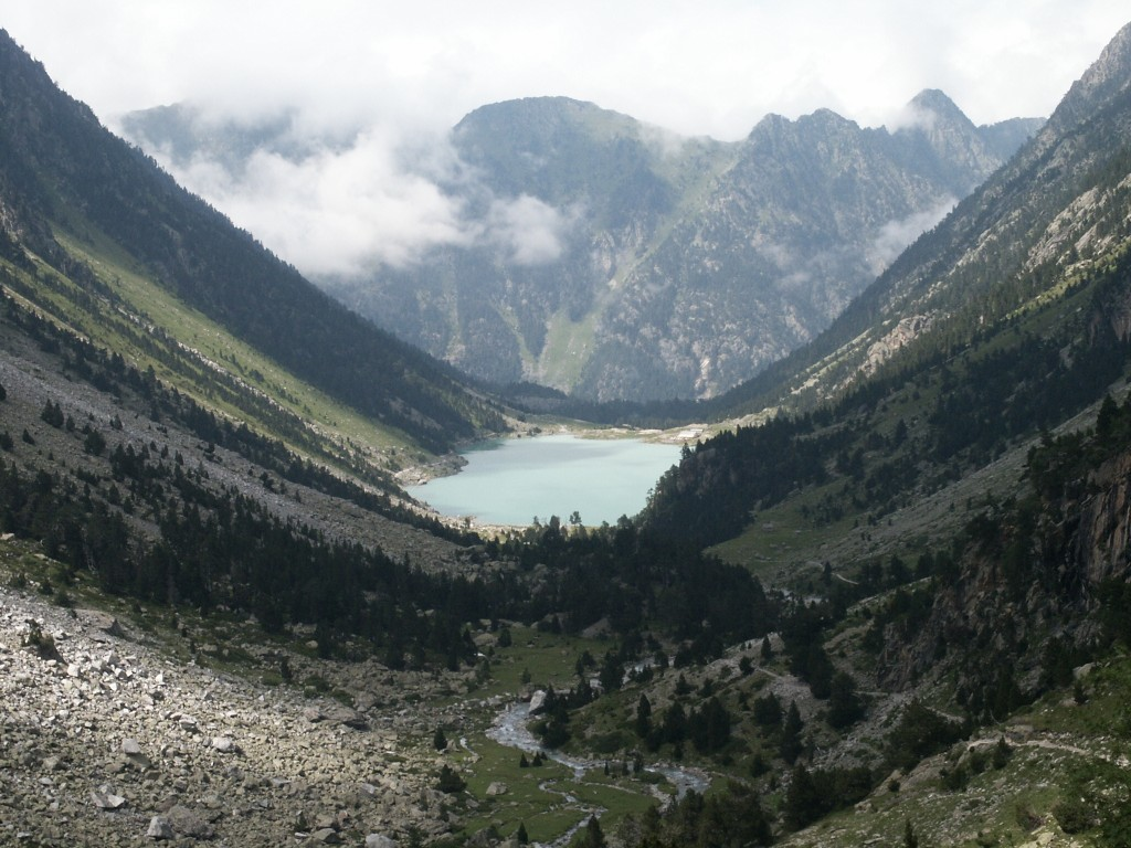 Photo lac de gaube - Lac de gaube ...