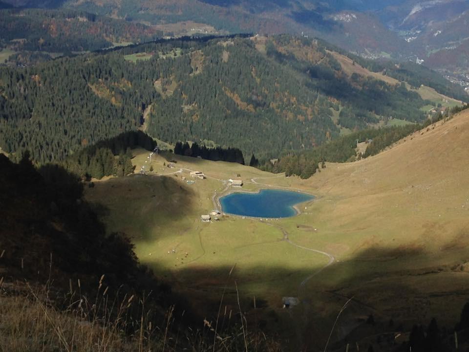 Photo lac de nyon gu rin for Tour de chavannes