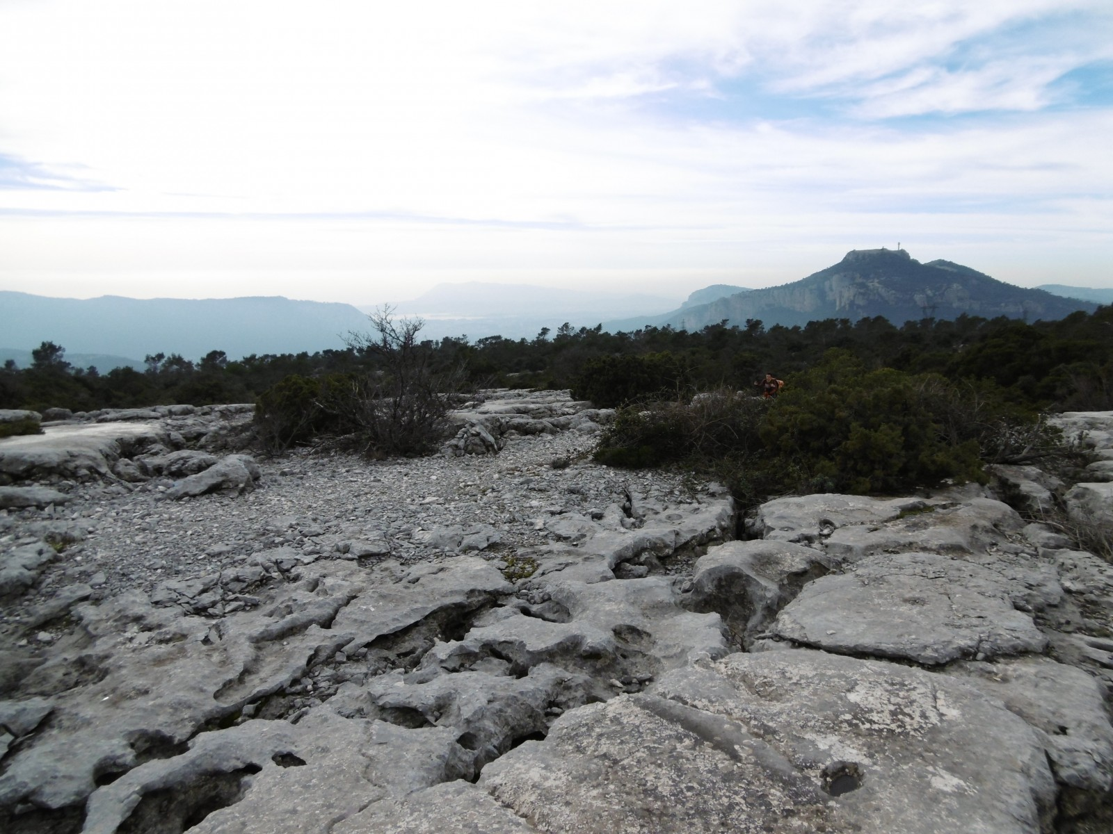 """Photo : Le """"glacier de pierres"""""""
