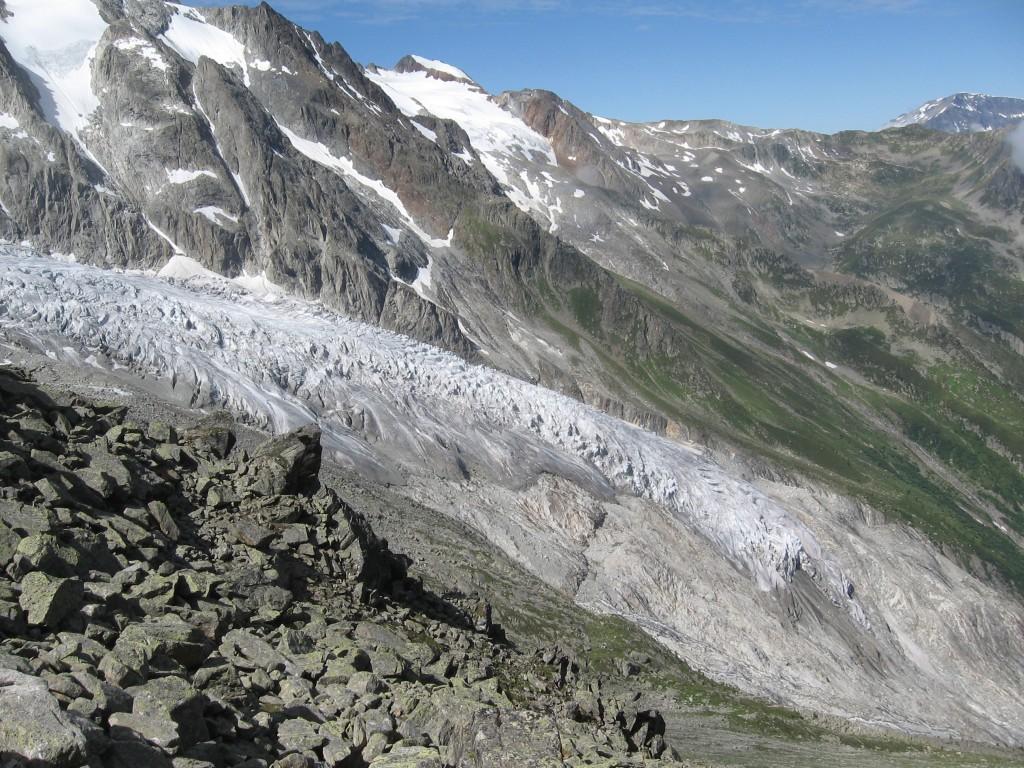 Photo le glacier de trient depuis la fen tre d 39 arpette for Fenetre d arpette