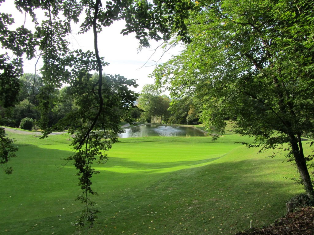 photo le golf