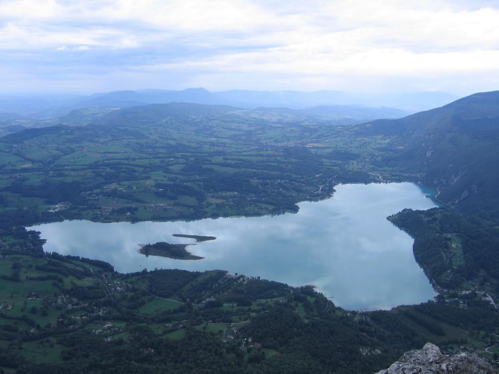 photo le lac d aiguebelette