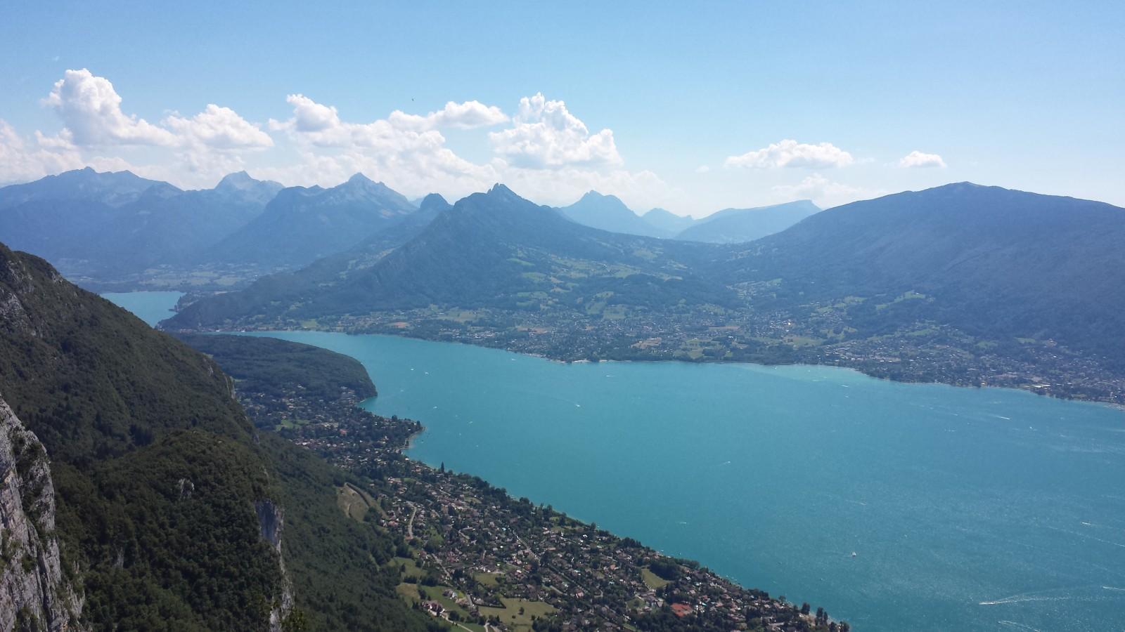 Photo le lac d 39 annecy - Office du tourisme lac d annecy ...