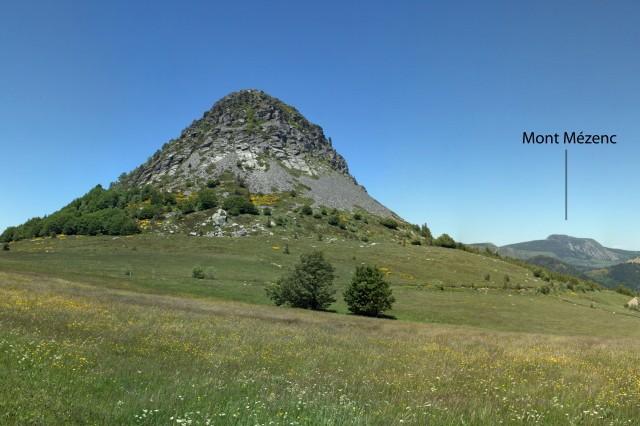 photo le mont gerbier de jonc
