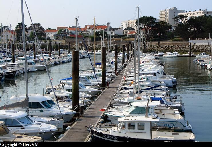 Photo le port de plaisance - Le port de plaisance benodet ...