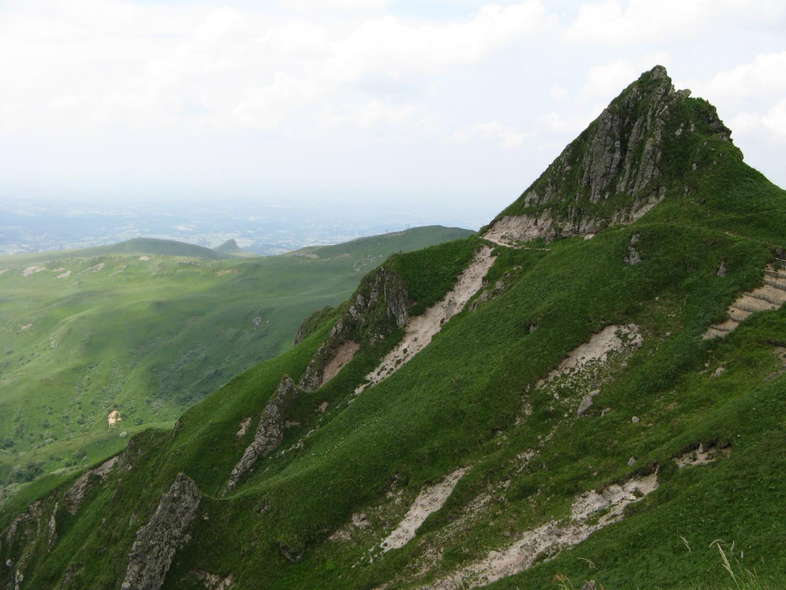 Photo le puy de sancy - Le mont dore office du tourisme ...
