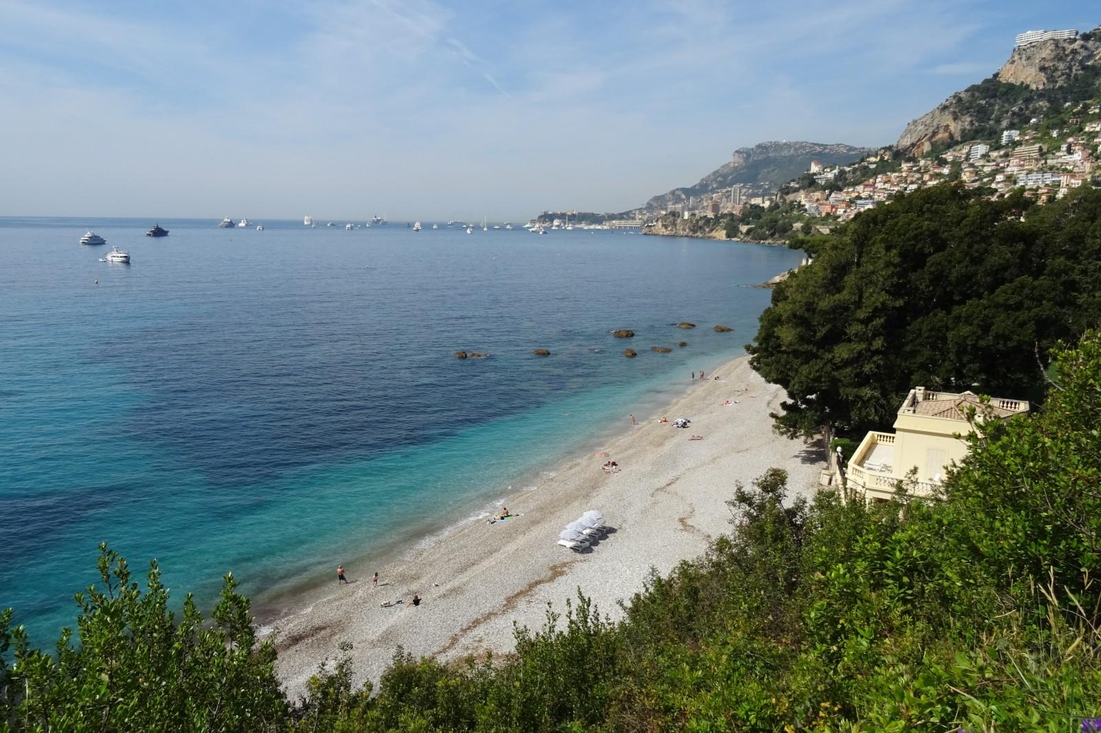 Photo plage du buse - Roquebrune cap martin office du tourisme ...