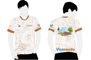 T-shirt Visorando