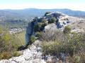 De Pichauris au Mont Julien par Cadolive