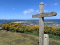 Balade sur l'ile Callot près de Carantec