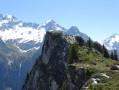 Le Rocher de Villeneuve - La Montagne