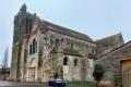 Abbatiale Saint Martin à Champeaux