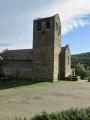 Le Puits à neige depuis l'Abbaye de Serrabone