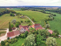 La vallée de l'Ognon et l'Abbaye de Bellefontaine