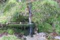 Agréable fontaine.