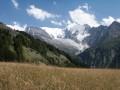 Passerelle du Glacier de Bionnassay - Col de Voza