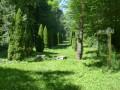 Allée du cimetière des pestiférés