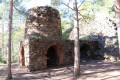 L'ancien Site Minier de Salver - la Torre Corts depuis St-Michel de Cuxa