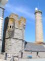 Ancien phare et tour à feu