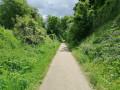 Labbeville depuis Valmondois par le Sausseron et les champs