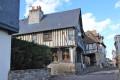 Ancienne maison à colombage